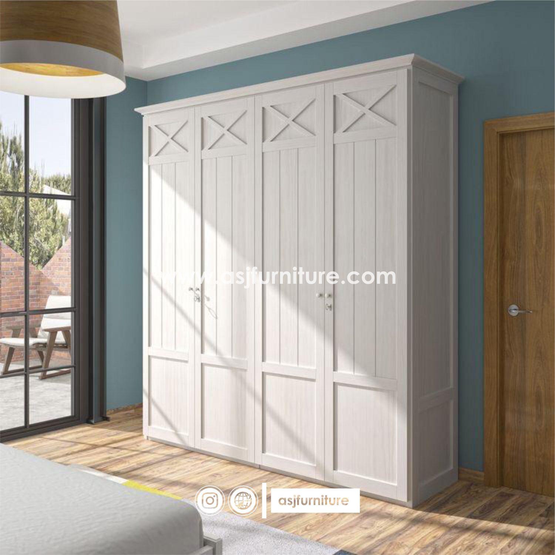 Lemari Pakaian 4 Pintu