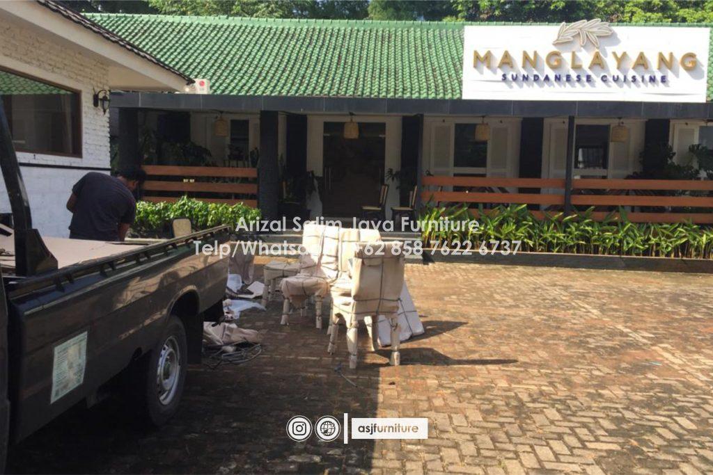 Project Manglayang Sundanese Cuisine