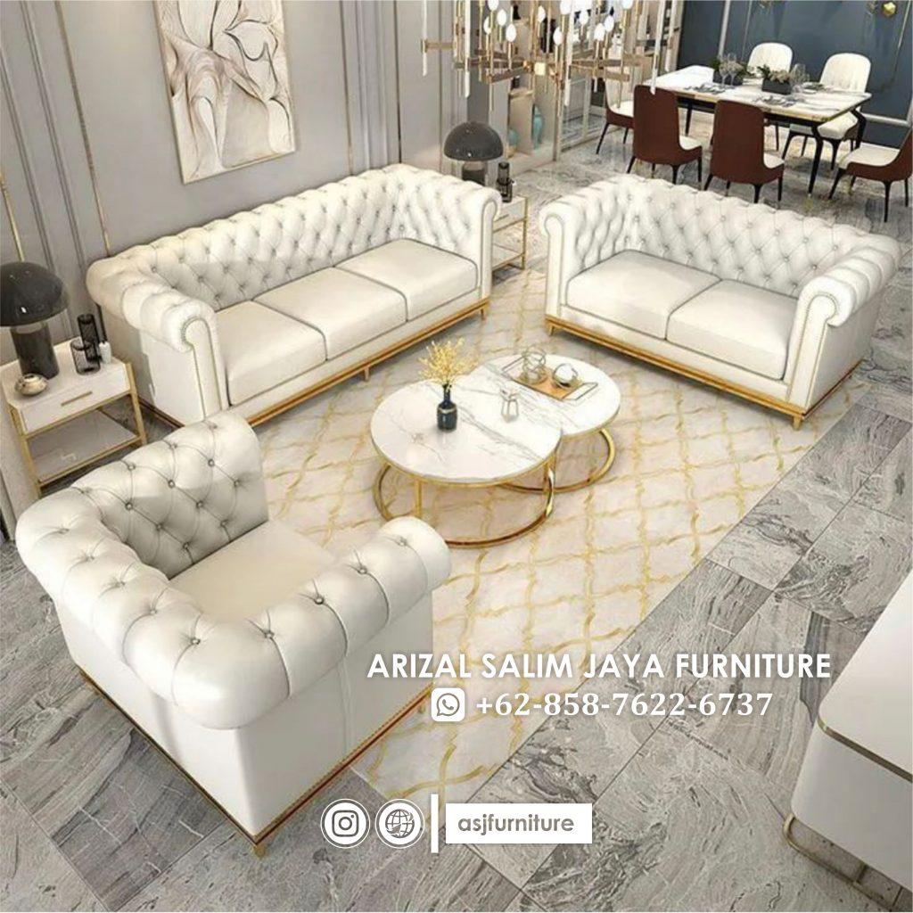 Sofa Chesterfield Classic Modern