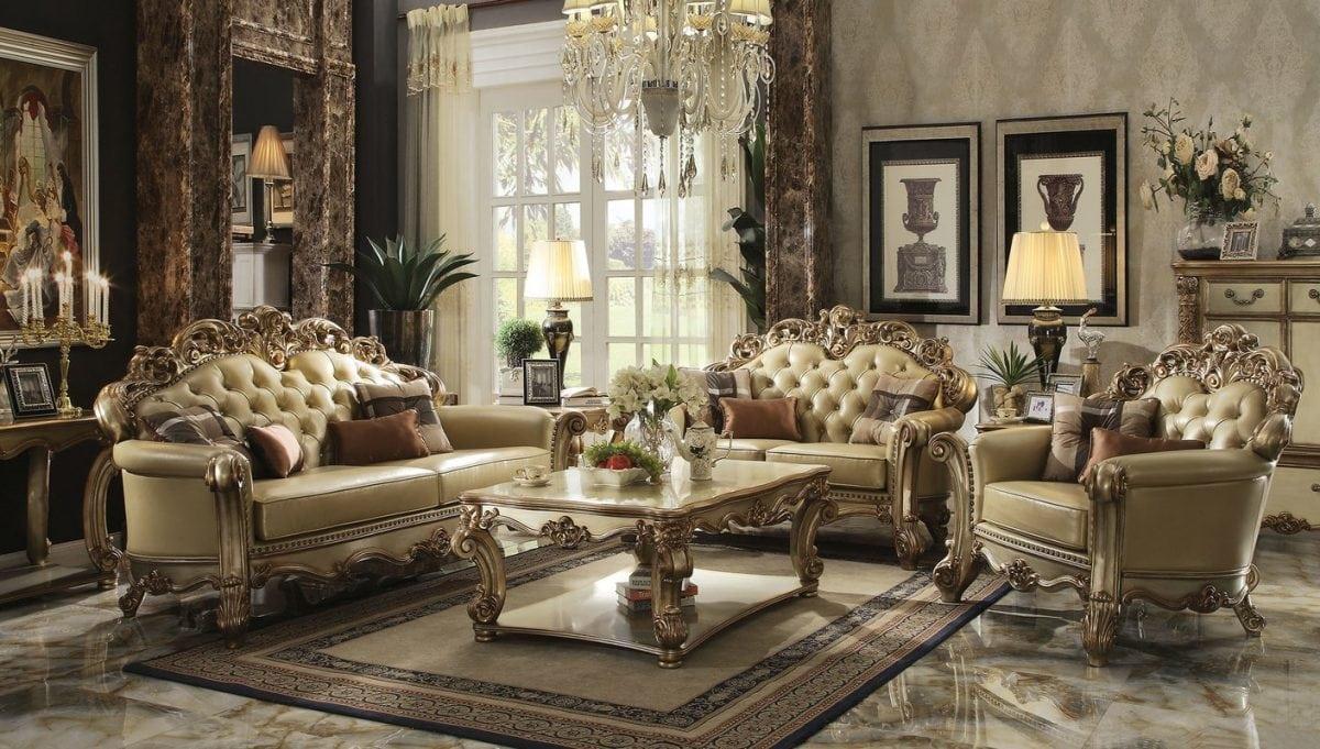 Keunggulan Sofa Tamu Mewah Ukir Terbaru Jati Jepara