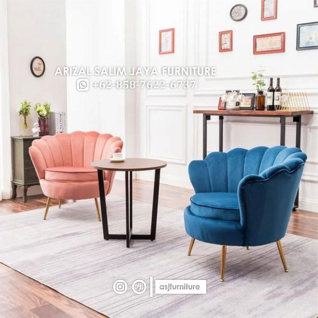 Set Sofa Kerang Murah Terbaik