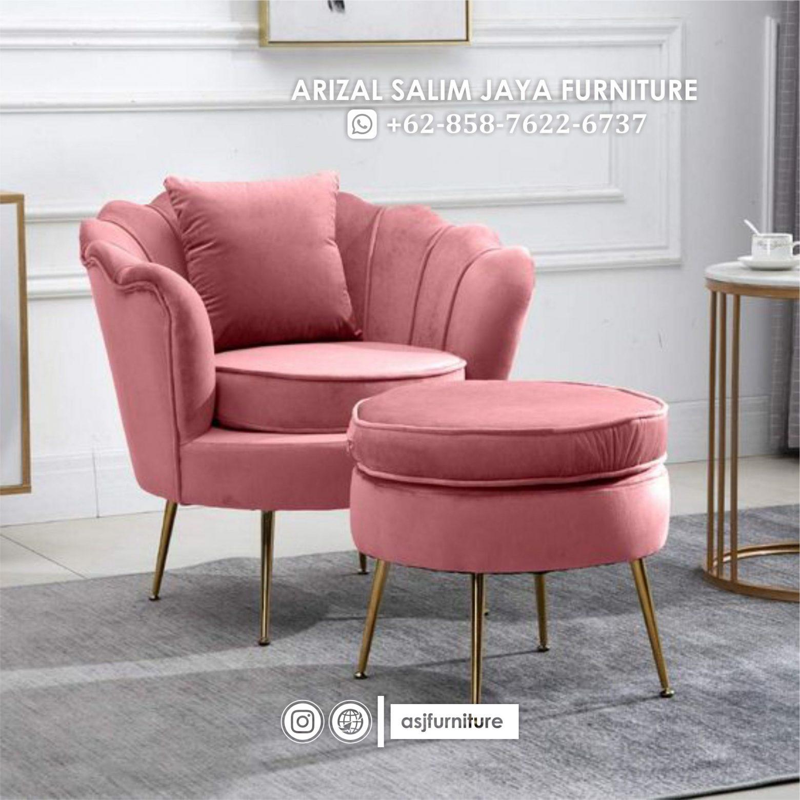 Sofa Kerang Kekinian Terlaris